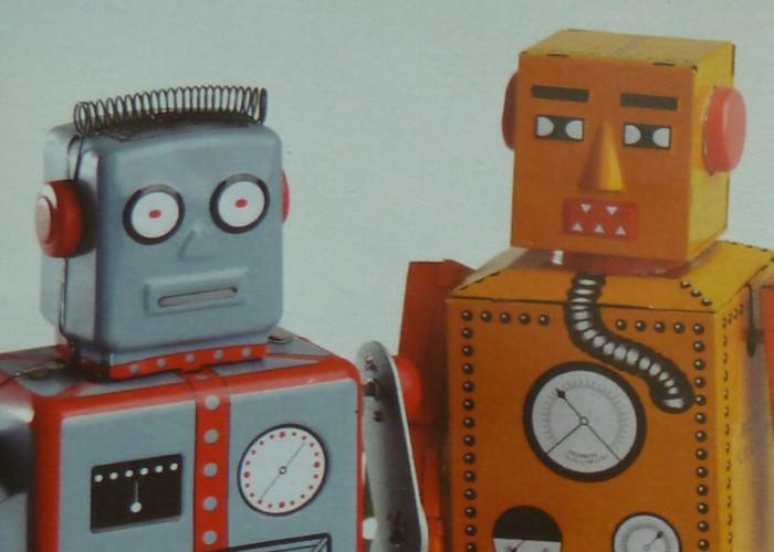 roboter selber bauen kinder